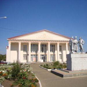 Новопокровская