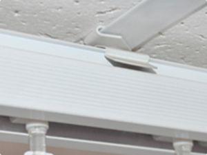 Крепление на подвесной потолок